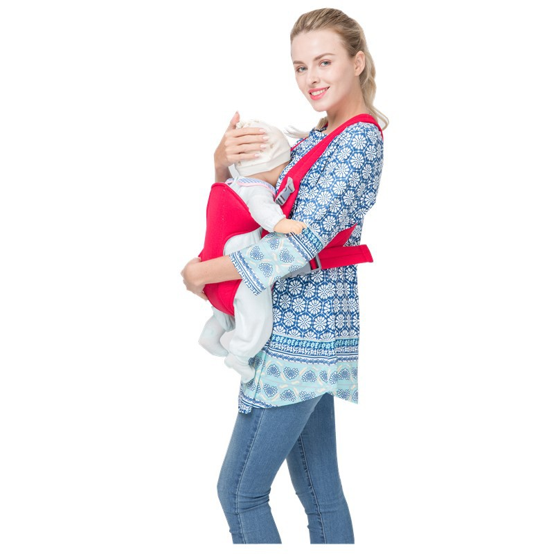 Baby-Safety-Carrier-Adjustable-Position-Lap-Strap-Soft-Baby-Sling-Carriers-mummy-carrier-for-baby (3)