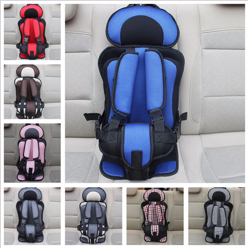 Baby Car Seat Children Car Seat Infant Safe Seat Portable Baby Safety Seat Children Chairs Thickening Sponge  Baby Chair Car