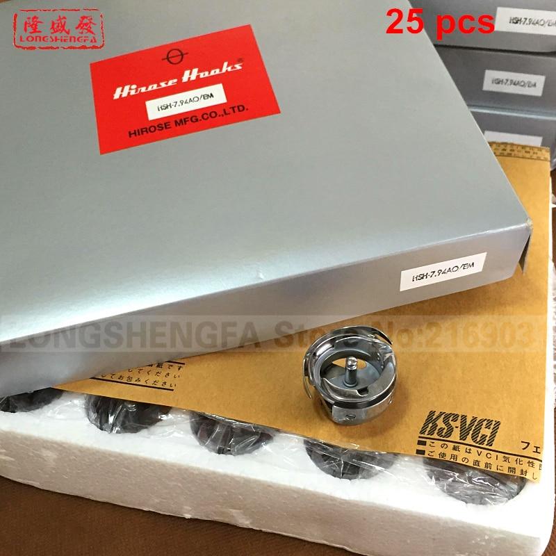 25шт HSH-7.94AO / EM HIROSE поворотний гачок для - Мистецтво, ремесла та шиття