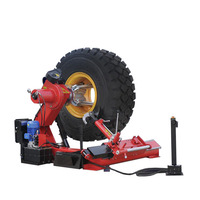 Automatic large scale tire machine truck tire disassembly machine Rim diameter 14' 42' tire changer