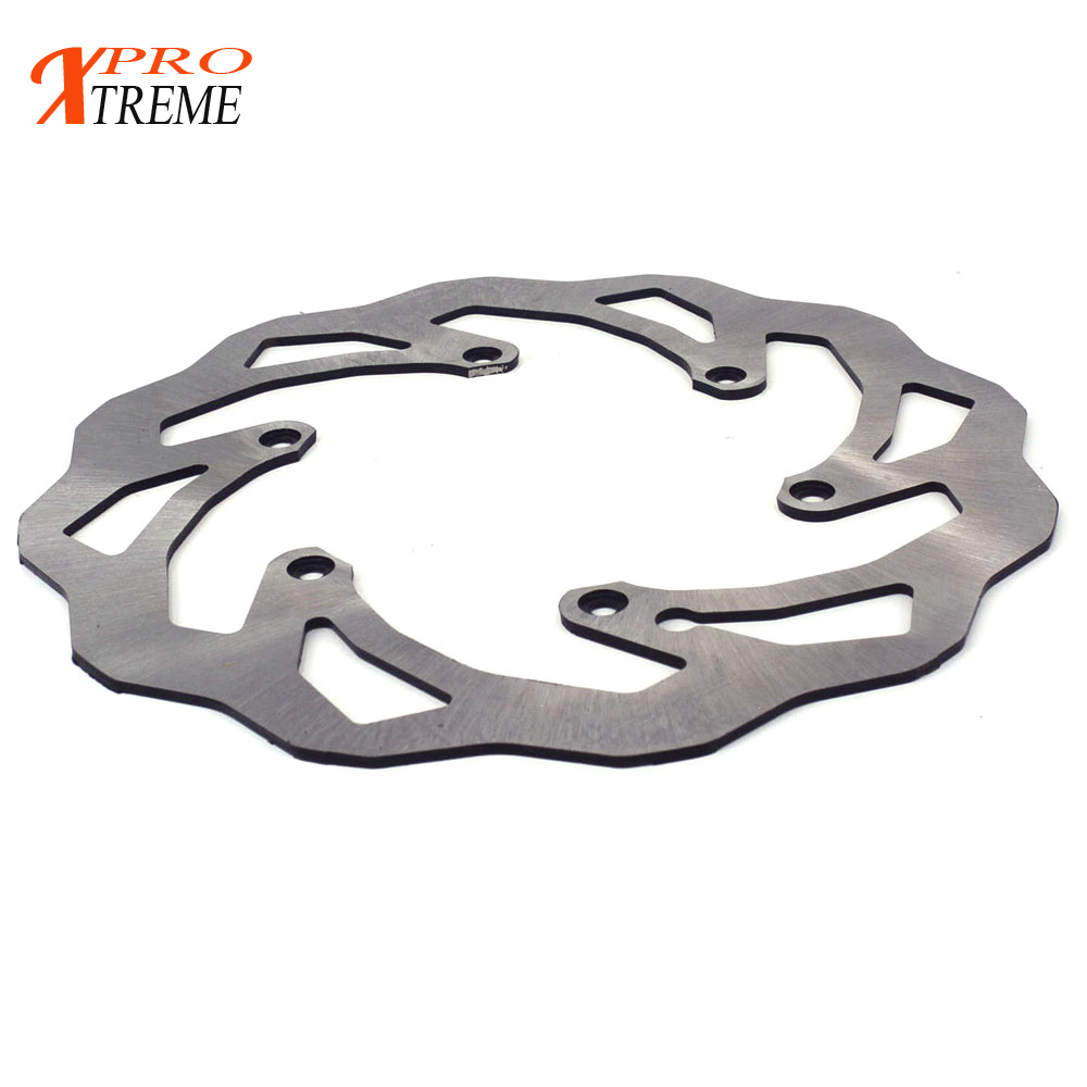 260mm Front Brake Disc Rotor For KTM SX SXF XC XCW XCFW XCF MX EGS SXS SMR Enduro FreeRider Six Days 125 150 250 300 350 450 530 motorcycle front and rear brake pads for ktm egs lse exc 400 all models 1998 2006 black brake disc pad