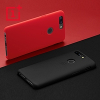 Oneplus 5T Original Case Slim Silicone Protective Shield For OnePlus 5T Hard Back Cover For Oneplus