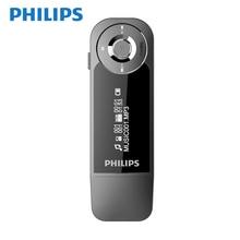 פיליפס 8GB מיני קליפ מוסיקה MP3 נגן עם מסך מיני קליפ דיגיטלי Mp3 HIFi נגן עם FM רדיו USB SA1208
