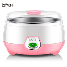 LSTACHi 1L Electric Multifunction Fermentation Stainless Steel Liner Machine Yogurt Cheese Natto Maker in Kitchen Appliances