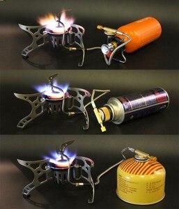 Image 5 - APG benzinli soba çok yağ taşınabilir açık kamp sobası piknik gaz ocak