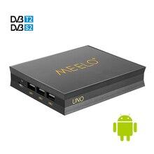 Meelo UNO 2GB 16GB 4K Meelo Uno2 Android 5 1 1 TV Box DVB T2