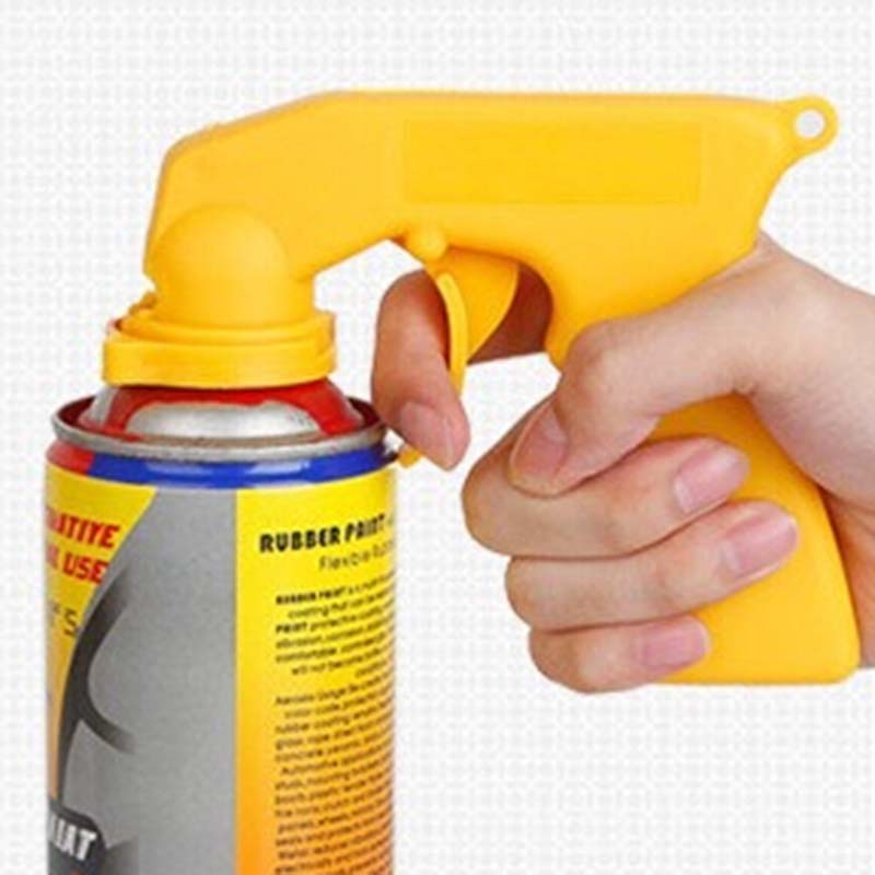 Practical spray dip painting gun handle 2017 portable for Happy color spray paint price