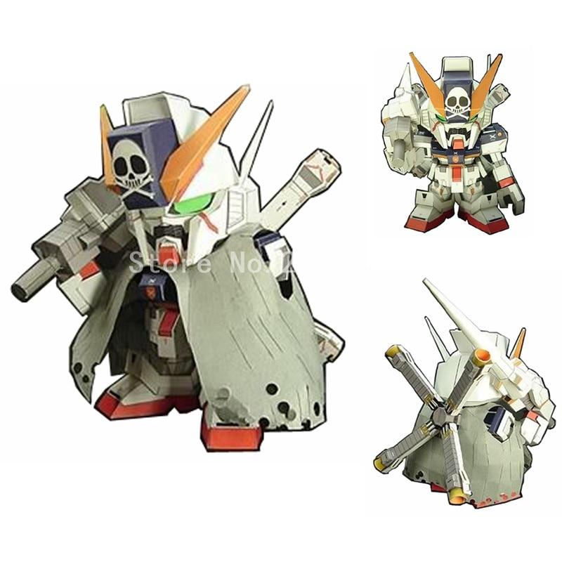 Custom paper toy papercraft gundam