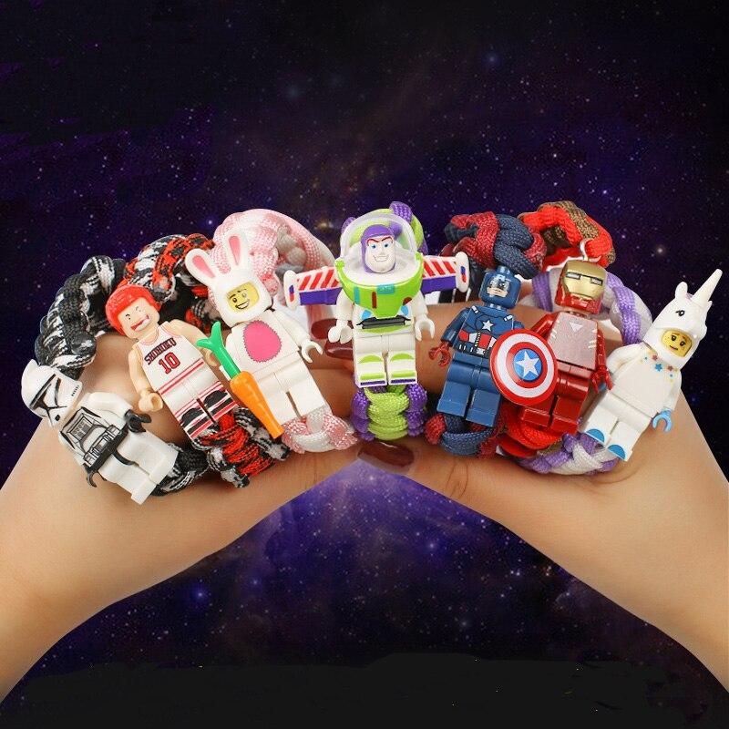 toy-story-4-buzz-lightyear-bracelet-font-b-avengers-b-font-spiderman-iron-man-block-figure-toys-bracelet-figures-kid-gift-christmas