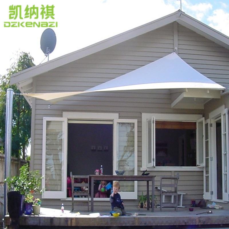 4 x 5 M / pcs Angepasst Rechteck Sonnenschutz Segel Kombination HDPE 95% UV Schutz Schattennetz mit freiem Seil für Wohn Pool