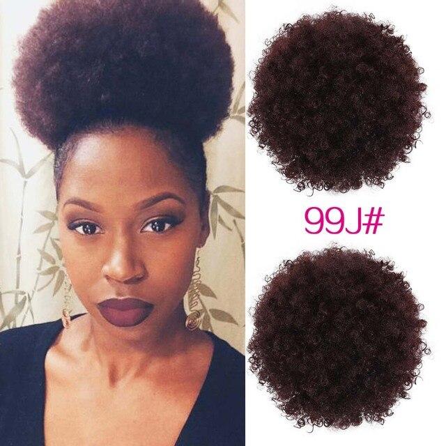 CurlyCurl postiche cheveux crépus extension a clip wrap 2