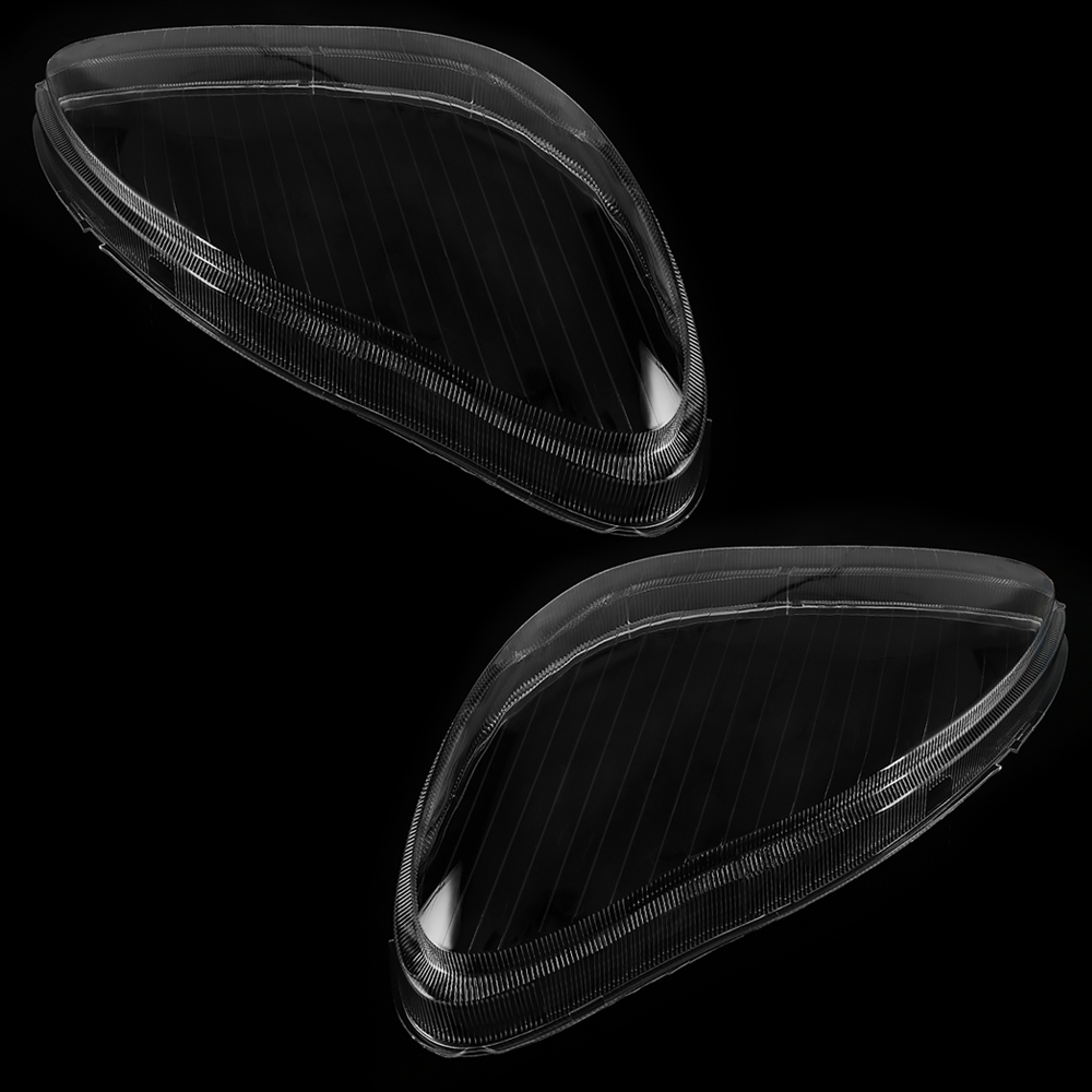 iSincer Car Headlight Cover Case Lens For Mercedes Headlamp For Mercedes Benz W220 S600 S500 S320 S350 S280 98-05 Car Styling