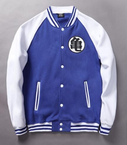 Dragon Ball Goku Men's Jacket (6 Types)
