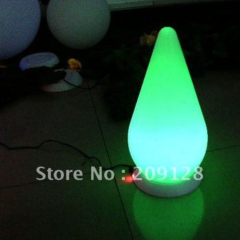 Beautiful Rechargeable remote control colourful LED Night Light