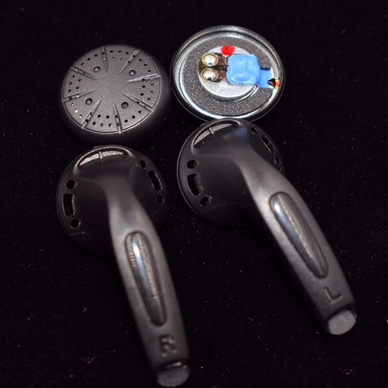 10 pcs 15 4mm Speaker unit Headphones accessories 150 ohm diy earphone mx500