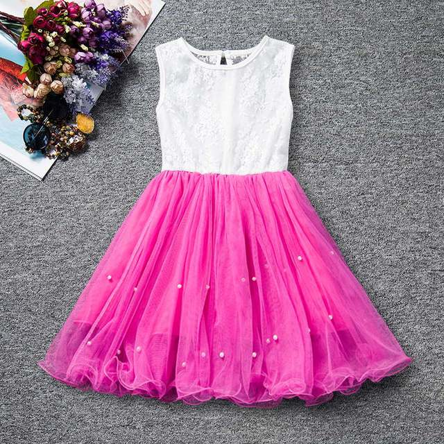 b6a569356 Товар Toddler Girl Summer Dresses Baby Kids Clothes For Girls Party ...