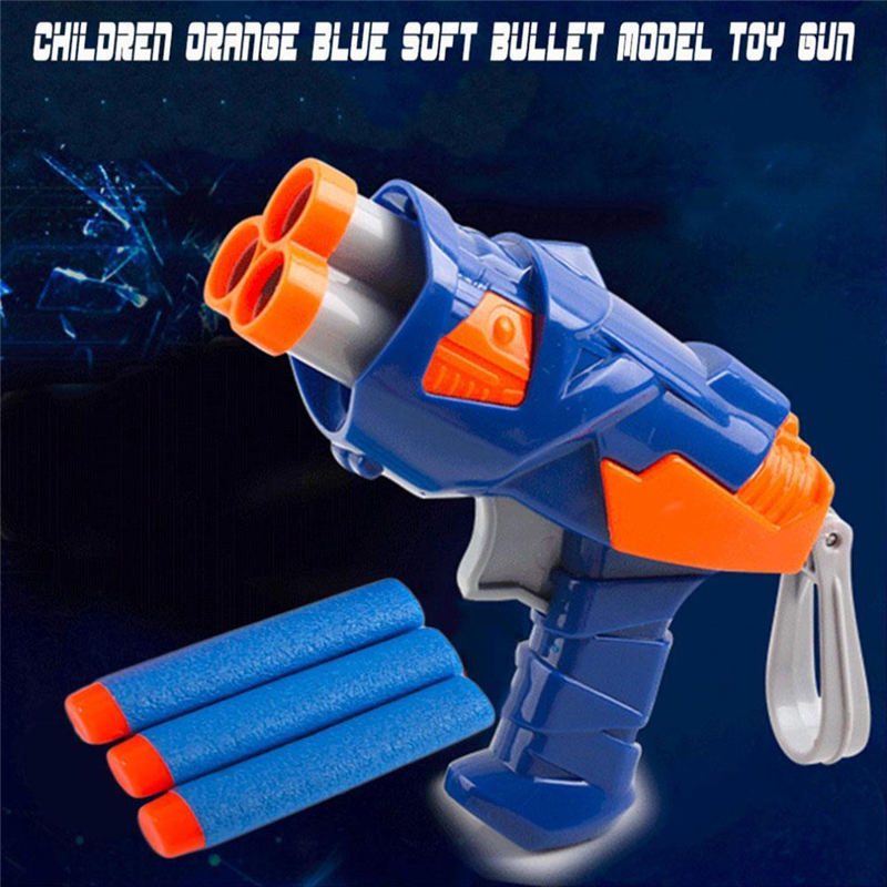 Air Shooting Gun Toy Sniper 6 Years Above Boy Shooting Playing Outdoor Games Gun Toys for Kids With Soft Bullets in Toy Guns from Toys Hobbies