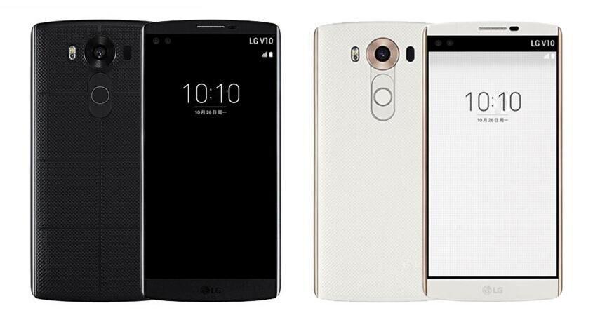 """Разблокированный LG V10 H901/H961 с одной/двумя sim-картами 5,"""" 4 Гб ОЗУ 64 Гб ПЗУ 3 камеры отремонтированный мобильный телефон без иврита"""