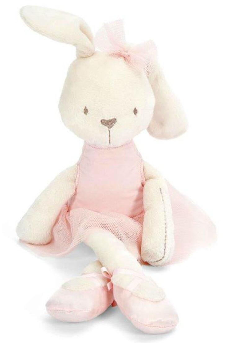 Cute 42cm Large Soft Stuffed Animal Bunny Rabbit Toy Baby Girl Kid