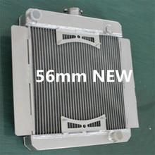 Высокая производительность 56 мм алюминиевого сплава радиатора для FORD ESCORT MK1/MK2 ПИНТО/МЕКСИКА RS2000 MT