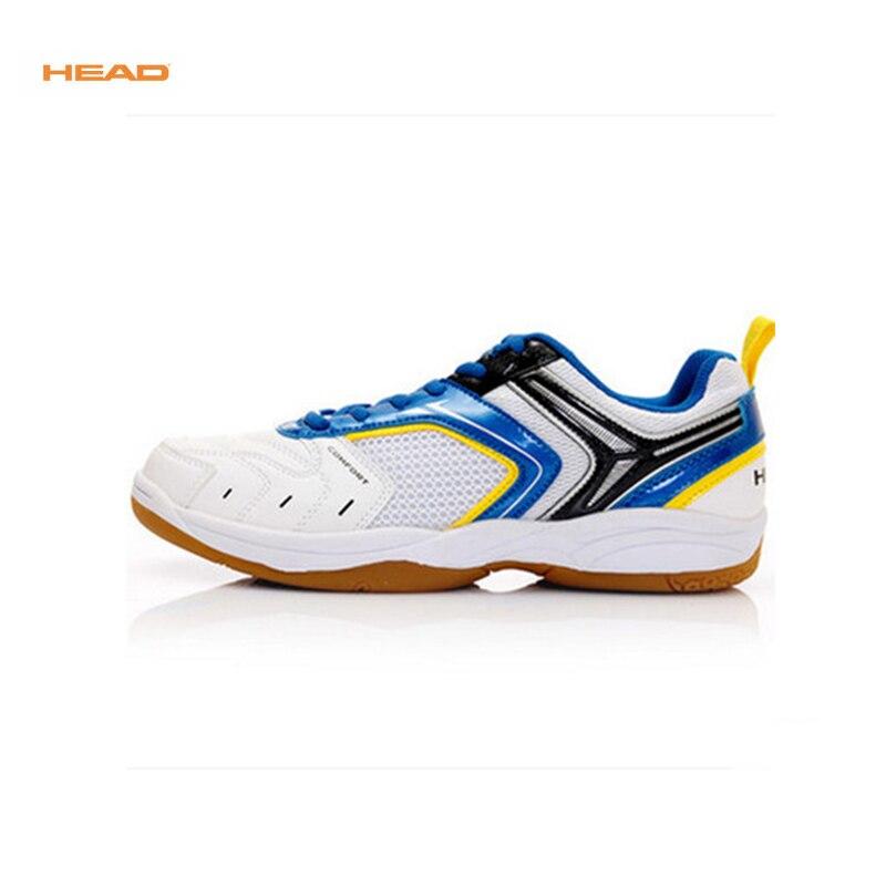 Head Original Badminton Shoes For Men Women Professional Sports Shoes Unisex Tennis Shoes Breathable Cushioning Badminton Shoes