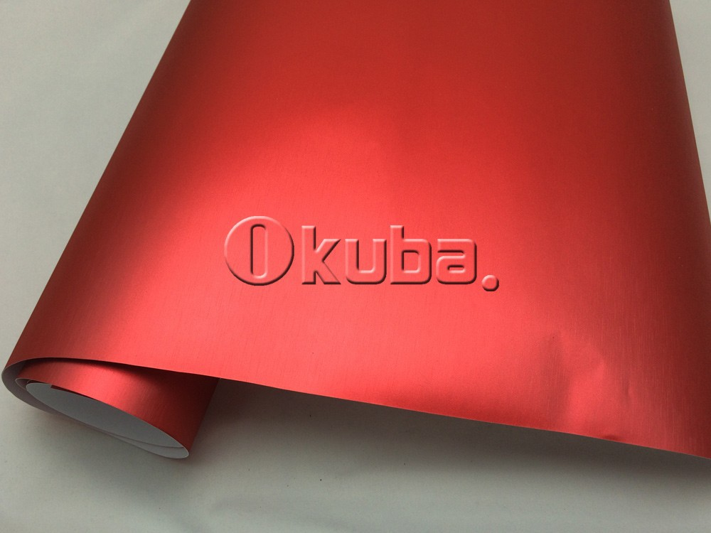Red-Matte-crhrome-brushed-aluminum-vinyl-5