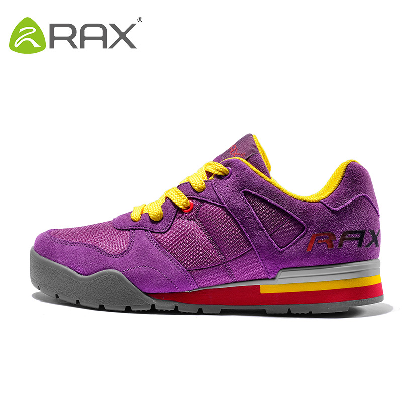 ФОТО 2017 New Real Hiking Boots Outdoor Hikingingshoes For Men Breathable Sneakers Sport Shoes Athletic Trainers Zapatillas Mujer