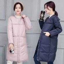 2 Стиль Одежды Пальто Съемный Капюшоном женщин Вниз Куртки Slim Fit женская Ruched Парки Женские Outerwears