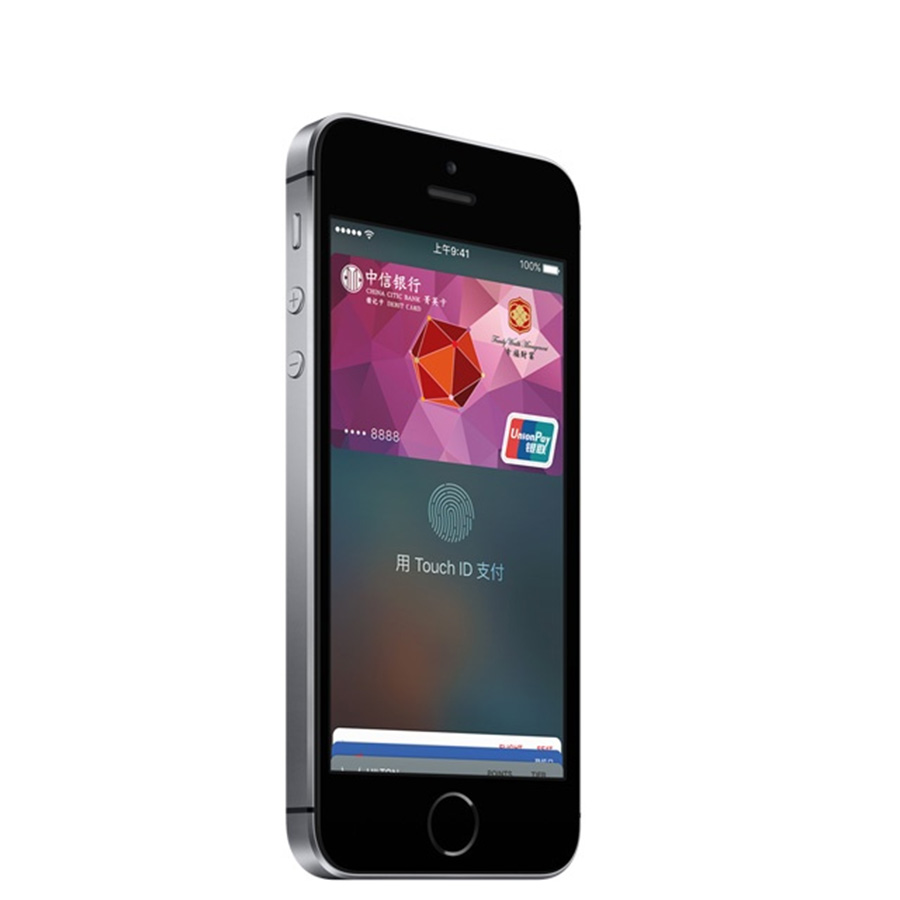 """Image 3 - Original Unlocked Apple iPhone SE 4G LTE Mobile Phone 4.0"""" 2G RAM 16/64GB ROM iOS Touch ID Chip A9 Dual Core 12.0MP Smartphone-in Cellphones from Cellphones & Telecommunications"""