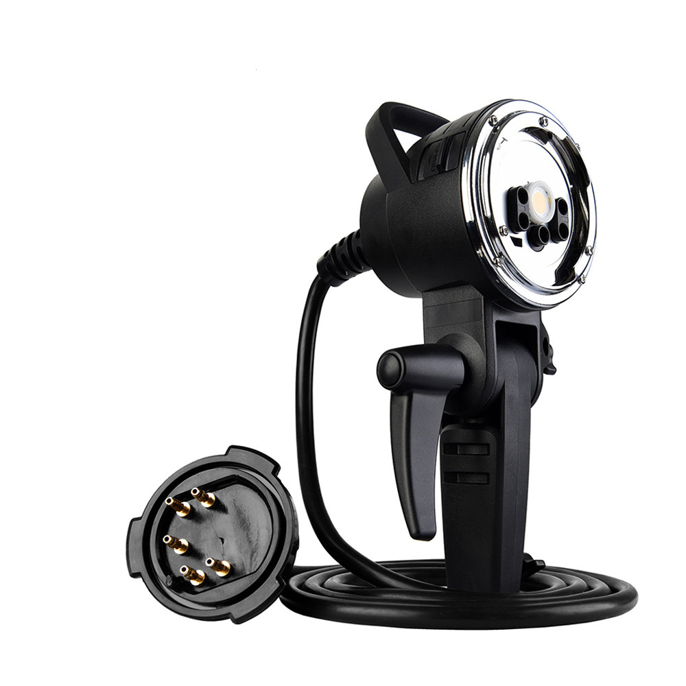 Godox H600 AD-H600B 600W Portable Off-Camera Light Lamp Flash Head for Godox AD600 AD600BM AD600Pro Strobe Flash (BOWENS Mount) godox ad h600b hand held extension head for ad600b ad600bm wireless flash strobe bowens mount
