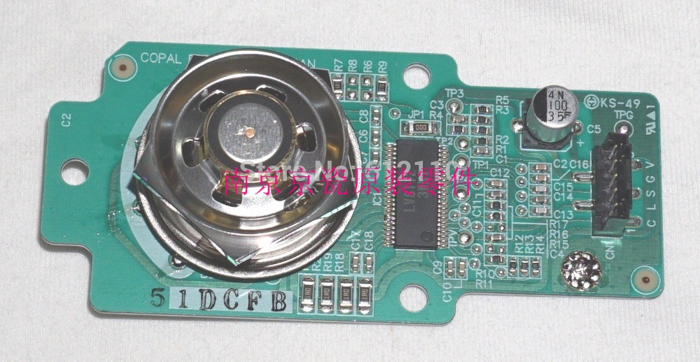 New Original Kyocera MOTOR POLYGON for:TA3501i 4501i 5501i 6501i 8001i new original kyocera 302lf22060 belt transfer for ta3500i 4500i 5500i 6500i 8000i 3501i 4501i 5501i 6501i 8001i
