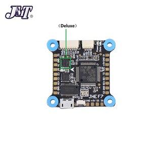 Image 4 - JMT 30.5x30.5mm 듀얼 자이로 F7 F4 비행 컨트롤러 AIO OSD 5V 8V BEC & RC 드론 FPV 레이싱 쿼드 콥터 액세서리 용 블랙 박스