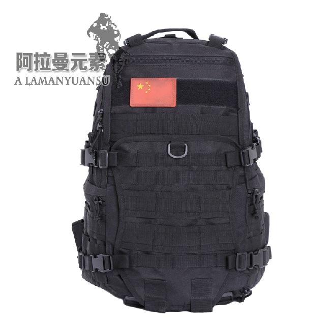 Livraison gratuite tactique militaire sac à dos Molle Camouflage sac à bandoulière en plein air sport sac Camping randonnée - 6