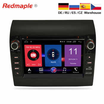 """7""""Android 9.1/9.0 Car Radio DVD Stereo GPS Navigation Multimedia Player For Fiat Ducato 2008-2015 Citroen Jumper Peugeot Boxer - DISCOUNT ITEM  29% OFF All Category"""