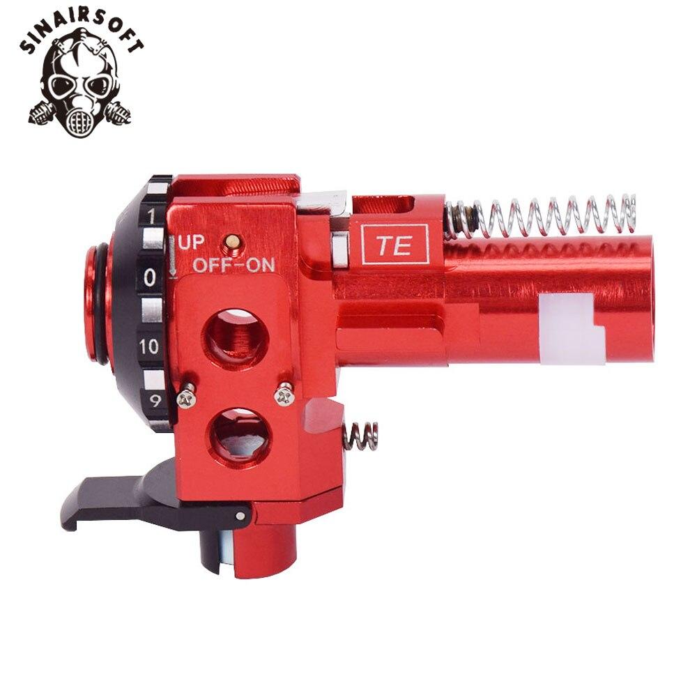Image 3 - Горячая Распродажа! высокоточная тактическая камера AEG PRO CNC из алюминия красного цвета для M4 M16, аксессуары для страйкбола, охоты, бесплатная доставка-in Пейнтбольные аксессуары from Спорт и развлечения on AliExpress - 11.11_Double 11_Singles' Day