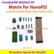 Матрицы Комплект, специально для NanoPI2/Raspberry Pi других FriendlyARM Борту
