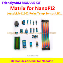 Matrix Kit , special for NanoPI2 / Raspberry Pi other FriendlyARM Board