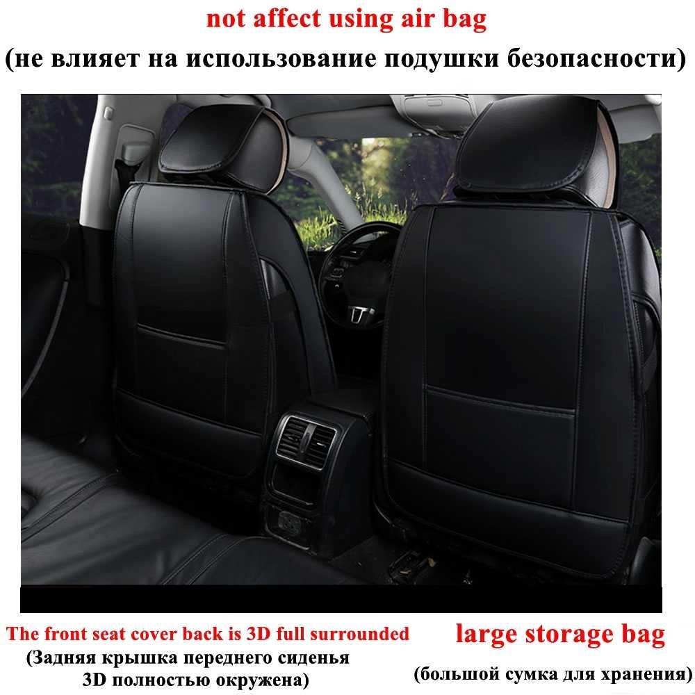 5 席車のシートカバーフォルクスワーゲン C-TREK/GOL/サンタナビスタ/ボラ/キャンディ/バリアント/ トゥアレグ/AMAROK の/パサート B5/ゴルフ/Sagitar/ティグアン L