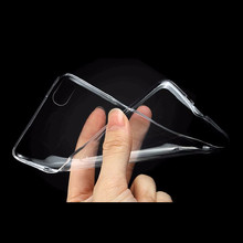 Clear Soft Case Cover For iphon