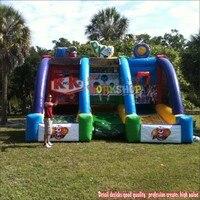 Triple Play спортивная зона 3in1 надувные спортивные игры