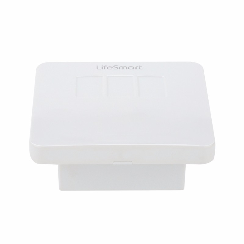 Lifesmart-Brand-433MHz-RF-Remote-Double-Control-Smart-In-Wall-Touch-Light-Switch-For-ISO-Android