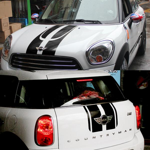 2014 Mini Cooper Countryman R60 Sticker Engine Rear For Mini Car