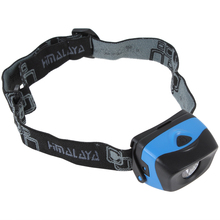 Blue 3.7V 1W Mini R3 LED Headlamp Headlight Outdoor Waterproof 3 Mode AAA Head Light Lamp for Camping Hiking Fishing Cycling