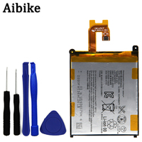 Aibike New Original Mobile Phone Battery LIS1543ERPC For Sony Ericsson Z2 Battery L50w Sirius SO 03