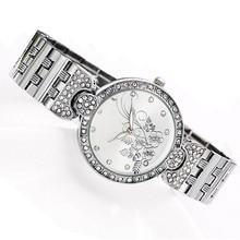 2019 Original New Gold Women Watch Business Quartz Ladies Top Brand Luxury Female Wrist Girl Clock Relogio Feminin
