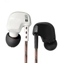 KZ HD9 Fone de Ouvido Estéreo com Microfone para XiaoMi Telefone com Microfone HD HiFi Fone De Ouvido Fone De Ouvido Baixo Fones De Ouvido Monitorar Andriod iOS
