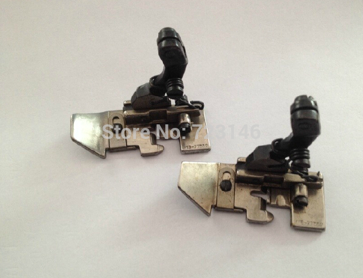 Hot Sale Top Fashion Overlock Industry Sewing Machine Presser Foot Feet Kits Fit 118-77552 for  mo2516-3.2-4.8 sewing
