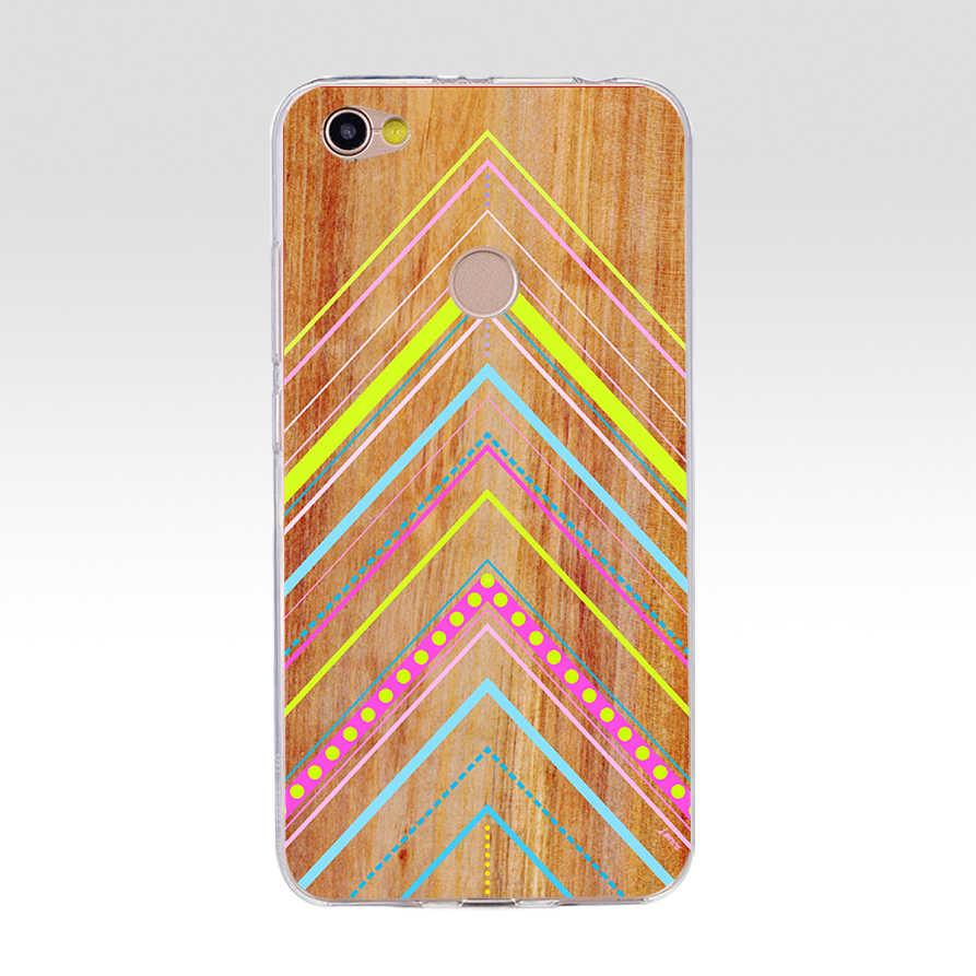 87G Estilo de madera para Xiaomi Redmi Note 5A primer funda de silicona suave para Xiaomi Redmi Note 5A primer 5,5