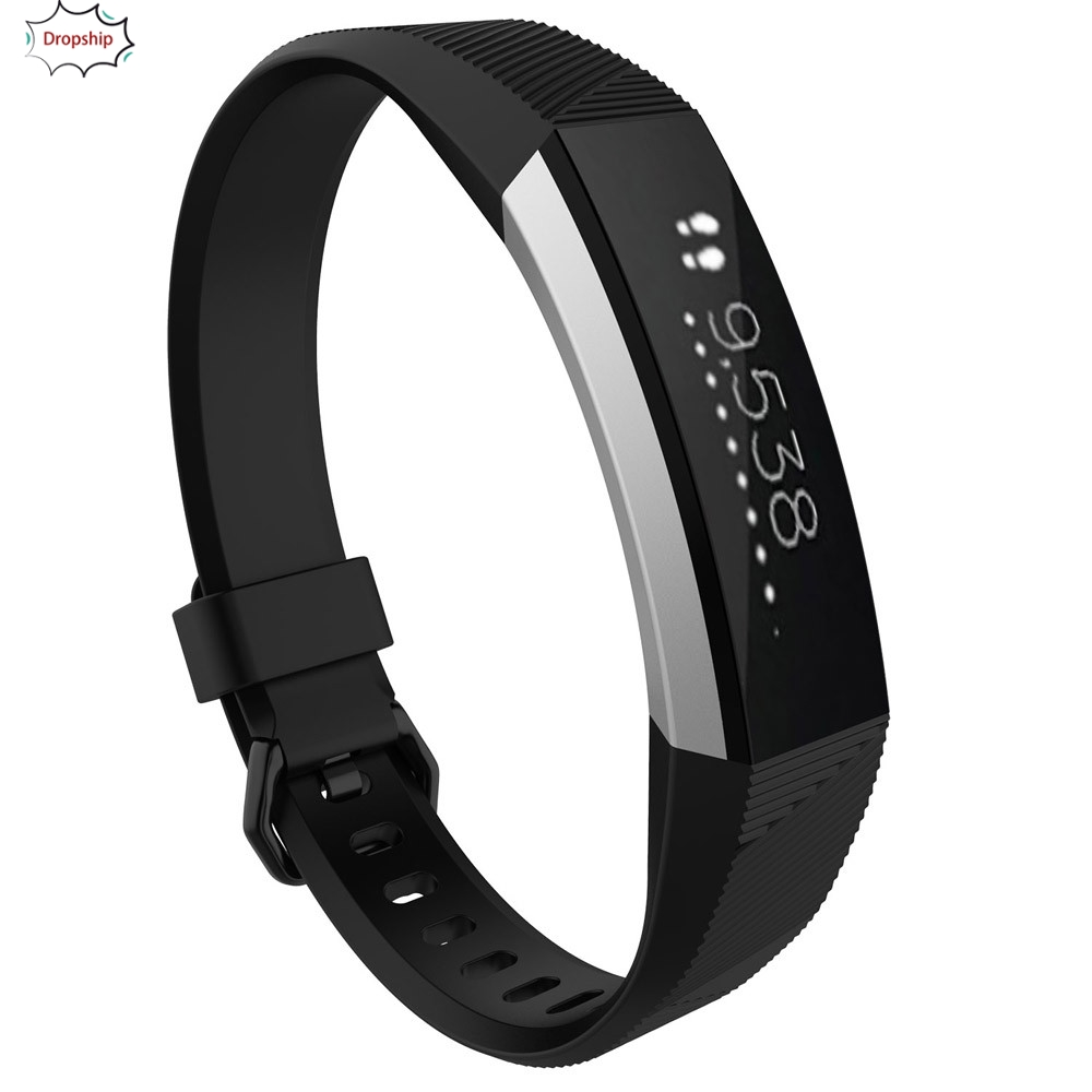 OTOKY Replacement Watch Silicone Band Silicon Strap Clasp For Fitbit Alta HR Smart Watch Apl12 W20d30 Drop Ship