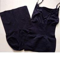 Women Waist Training Clothes Postpartum Maternity Belt Women Slimming Waist Corset Body Shaper Underwear Vest Set